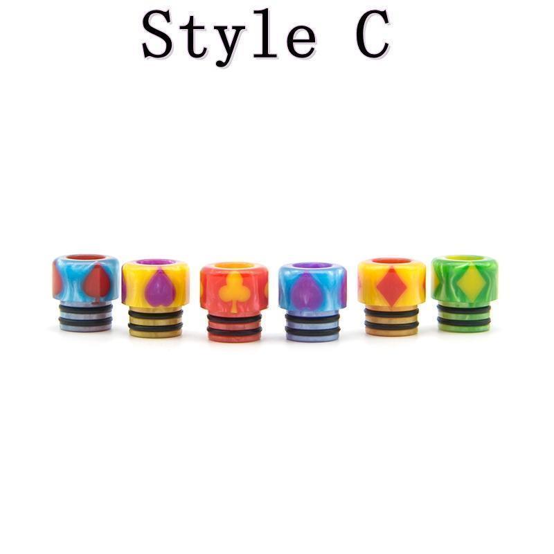 Stil C (Mischfarben)