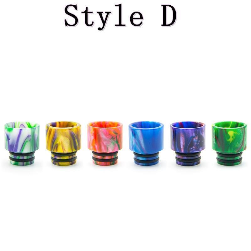 Stil D (Mischfarben)