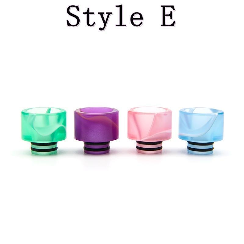 Stil E (Mischfarben)