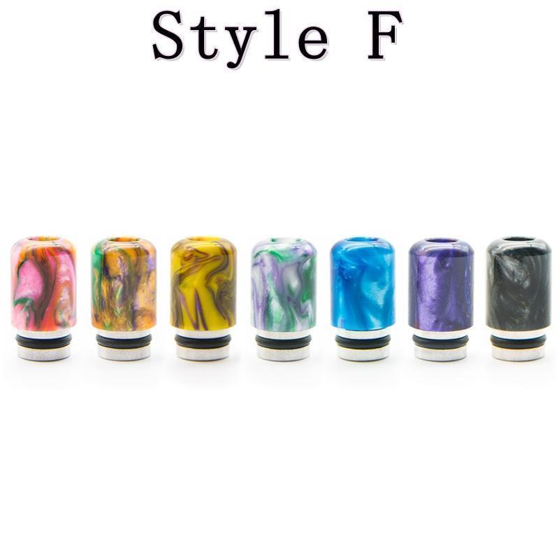 Stil F (Mischfarben)