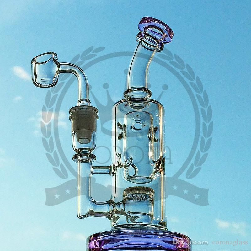 R8 púrpura con banger