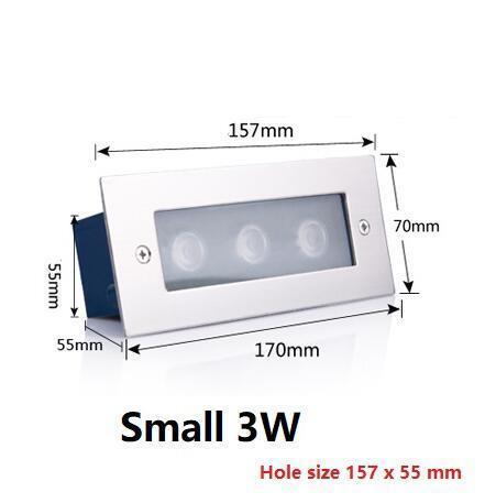 3W Малый размер