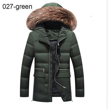 027 Зеленый