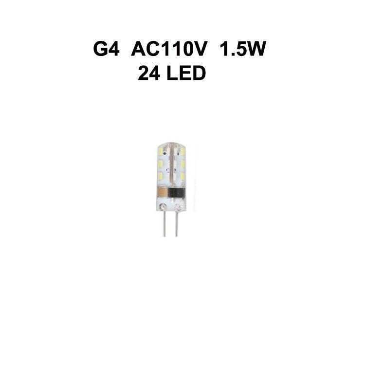 G4 1.5W AC110V