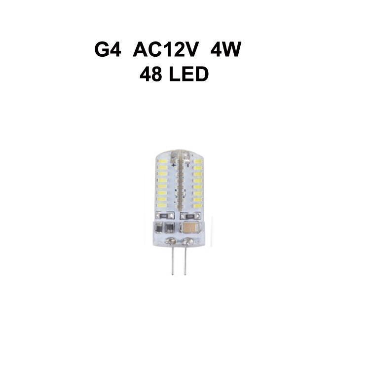 G4 4W AC12V