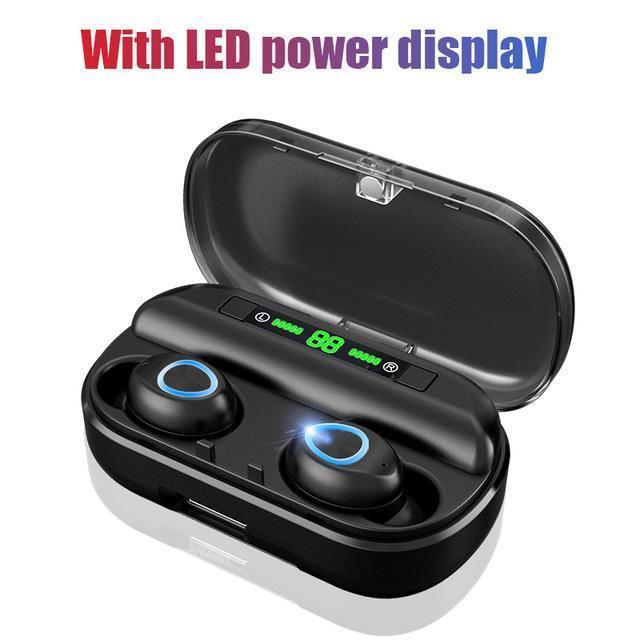 mit LED Power-Anzeige