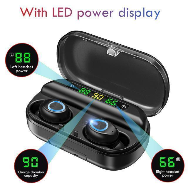Drei LED Power-Anzeige
