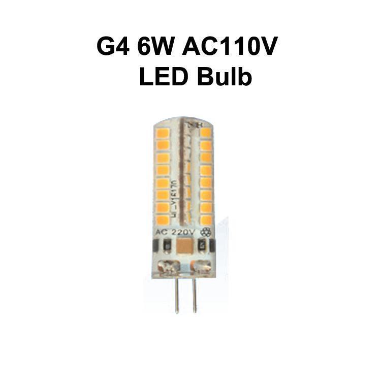 G4 6W AC110V