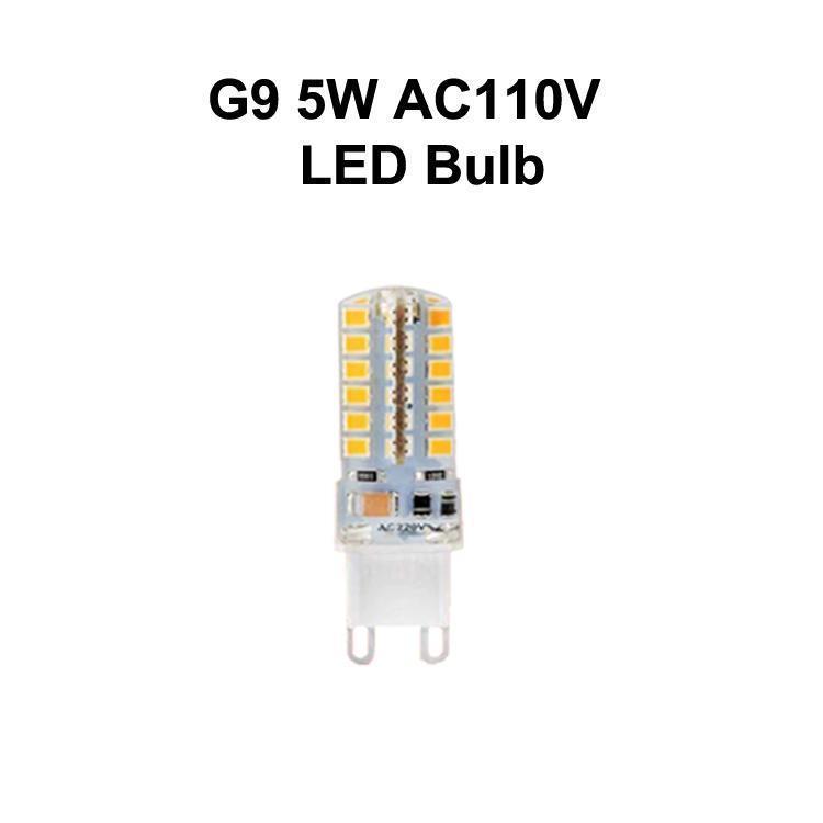 G9 5W AC110V