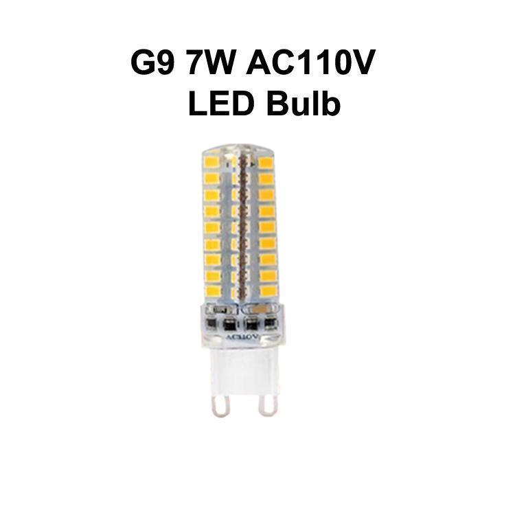 G9 7W AC110V