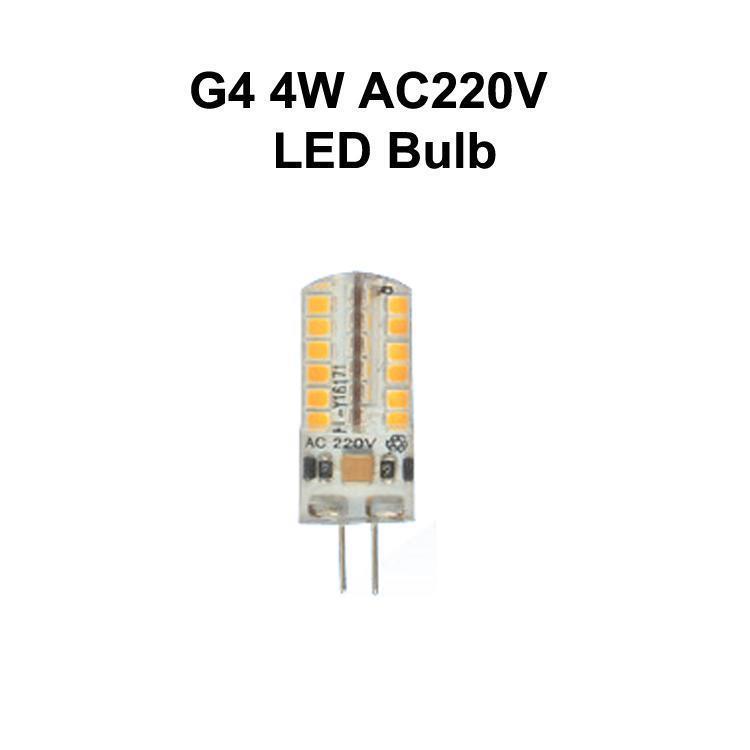 G4 4W AC220V