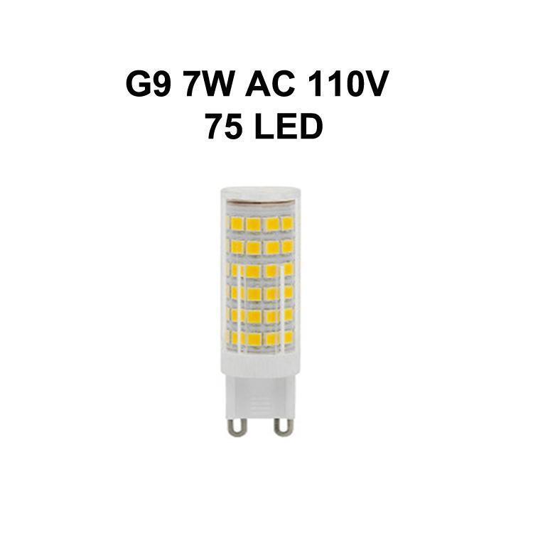 G9 7W AC110V 7W
