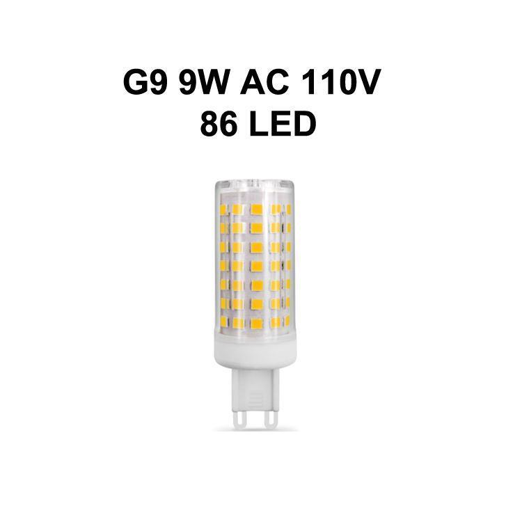 G9 9W AC110V 86LED