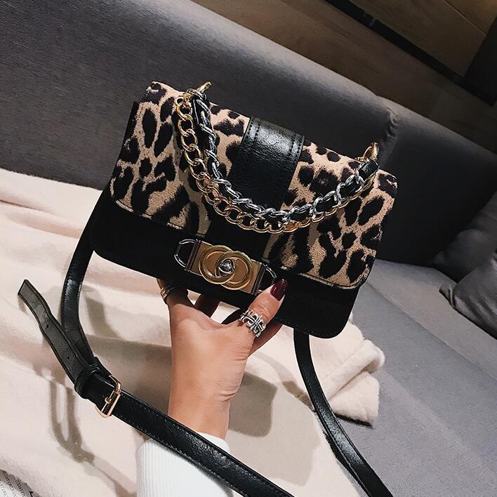 Leopard black(boutiquepackaging)
