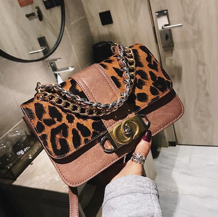 Leopard brown(boutiquepackaging)