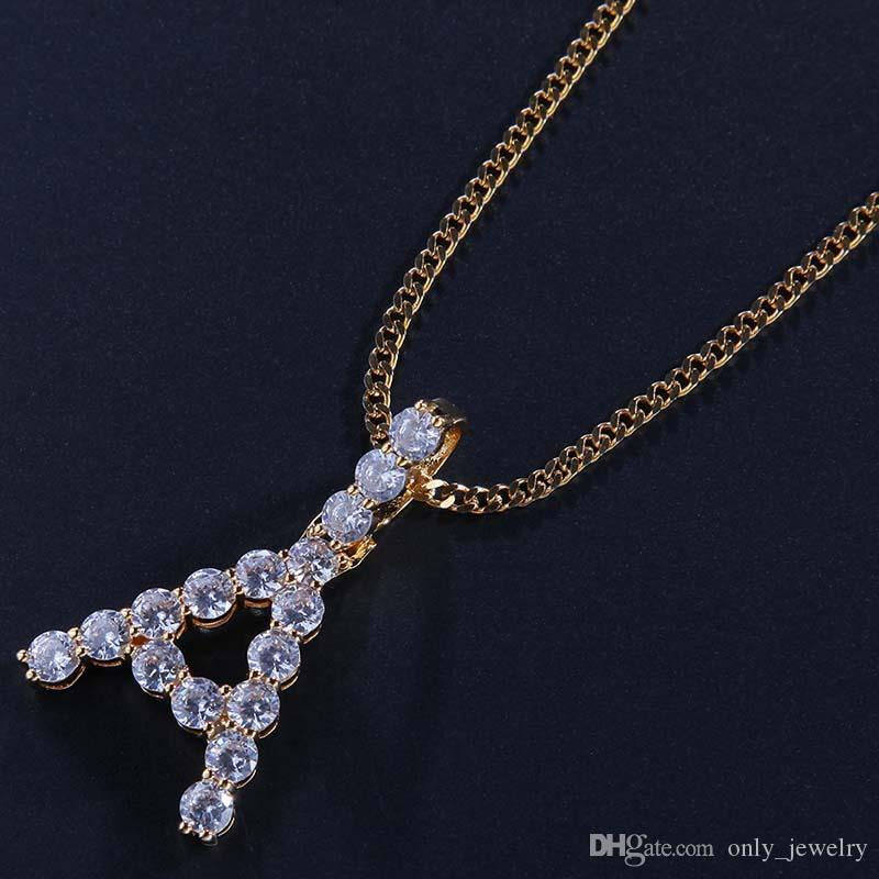 Wholesale Luxury Diamond Designer Necklace High Quality Crystal