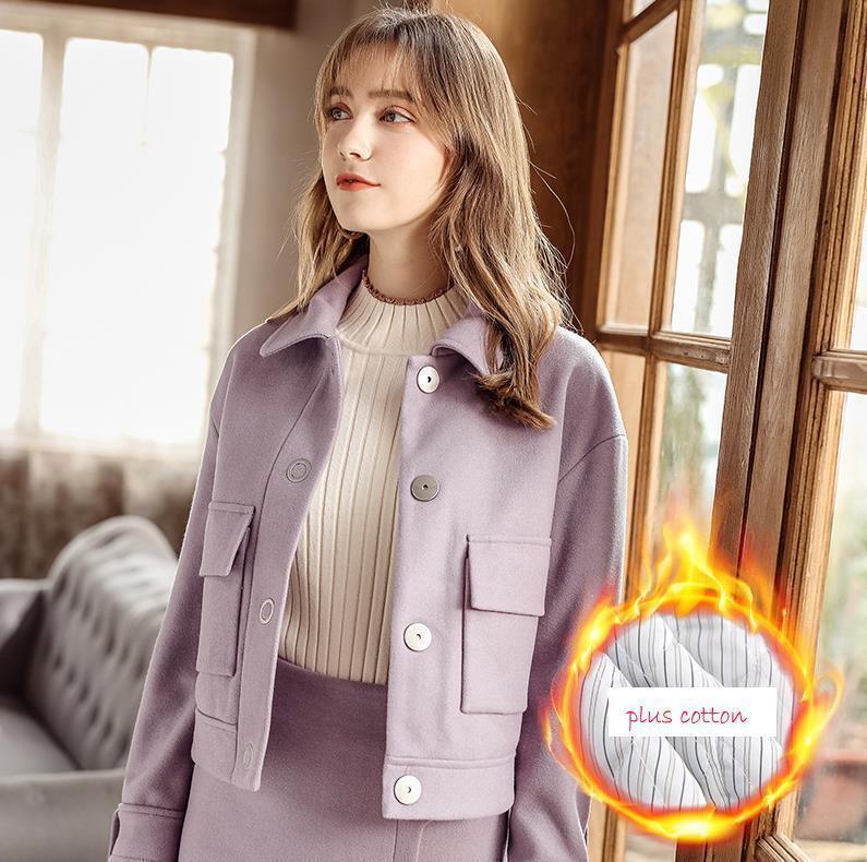 Purple Plus Cotton