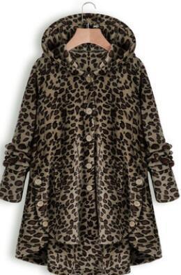 коричневый леопард