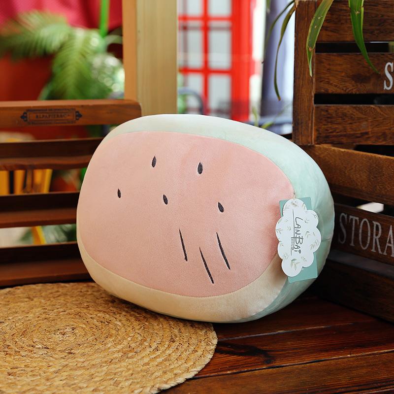 Fruit Pillow Plumbing Watermelon