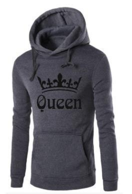 koyu gri kraliçe