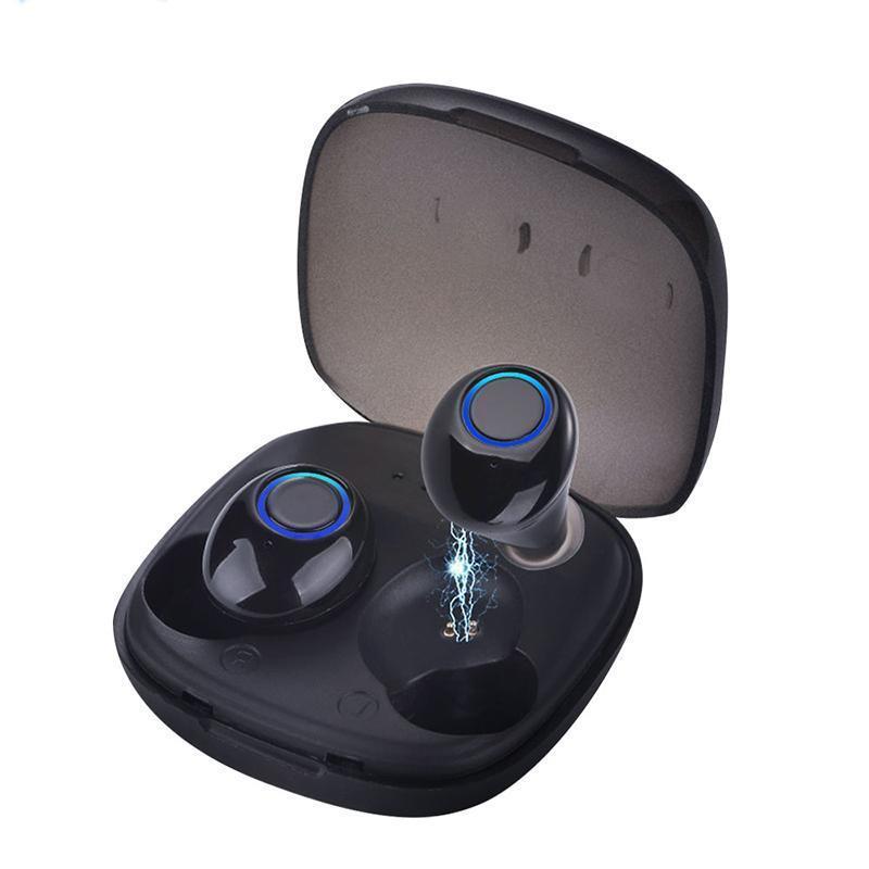 auriculares de control con botón + envases al por menor