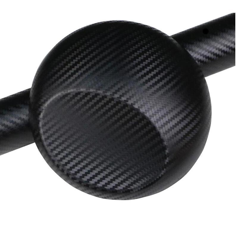 3D CF الأسود