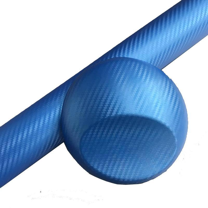 3D CF الأزرق