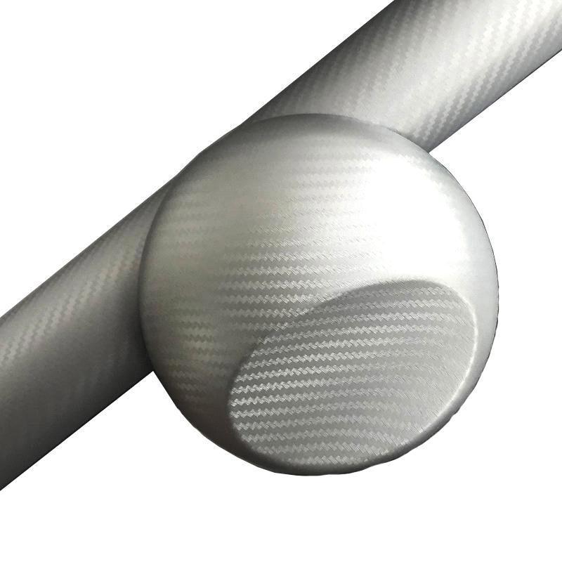 3D CF الفضة