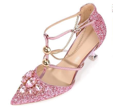 pink crystal,come with box
