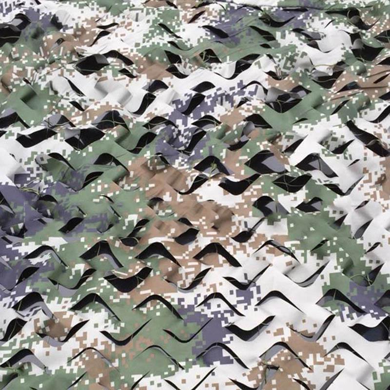 Digital Camouflage 3*4m