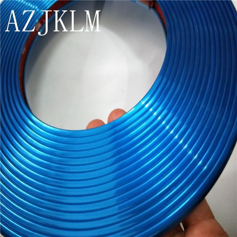 Blau (Eine Rolle)