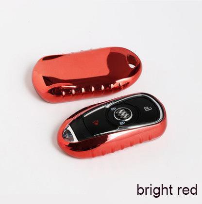 الأحمر (مع مربع التجزئة)