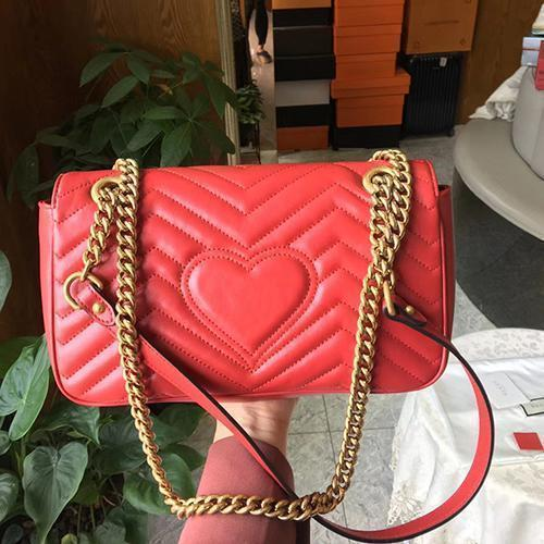 Red G+G Classic Marmont