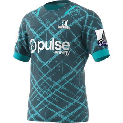 2020 Highlanders away