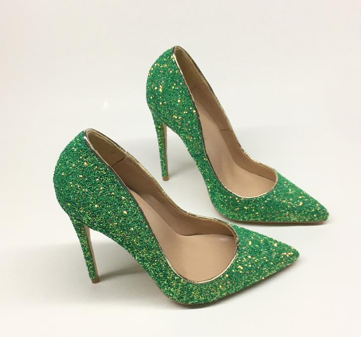 Yeşil parıltı
