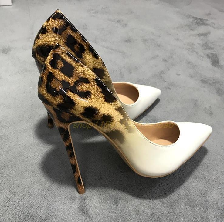 whie leopard