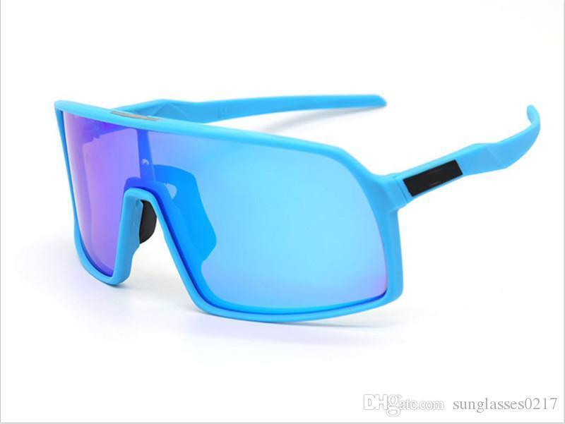 9405 إطار أزرق عدسة زرقاء