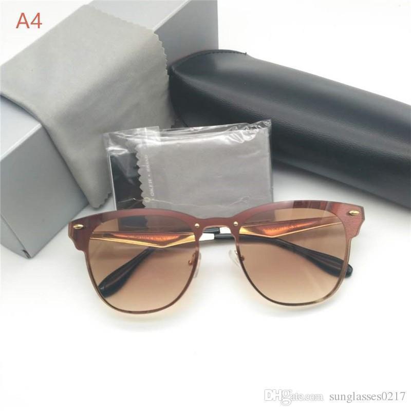 коричневый объектив A4