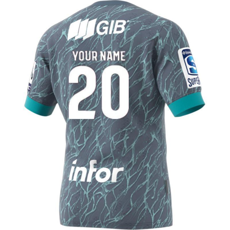 Print name and number