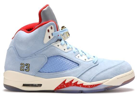 Trophy Room Ice Blue
