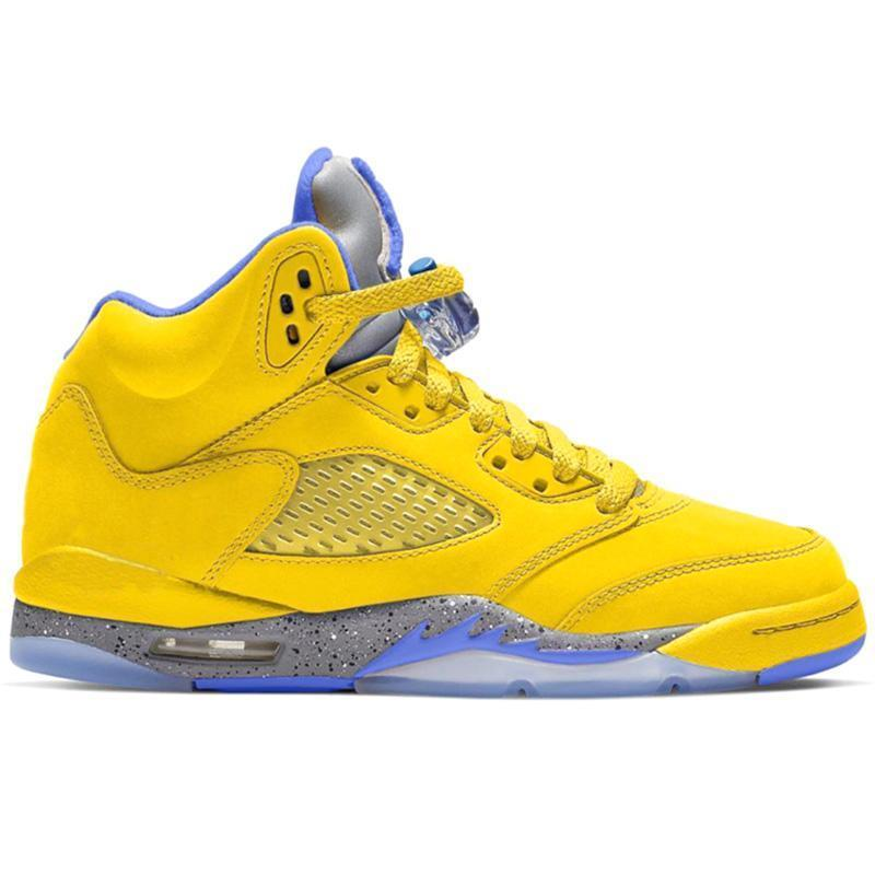 A8 Laney Yellow