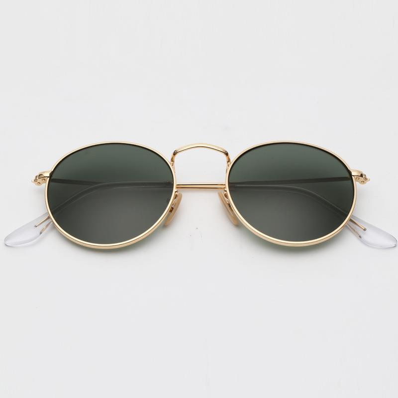 Espejo 001 Oro-Verde
