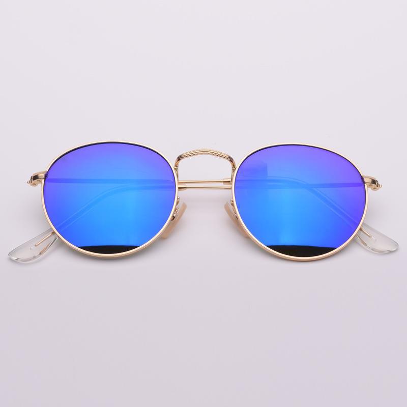 Espejo 112/17 Oro-Azul
