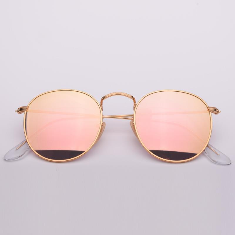 Espejo 112 / Z2 en oro rosa