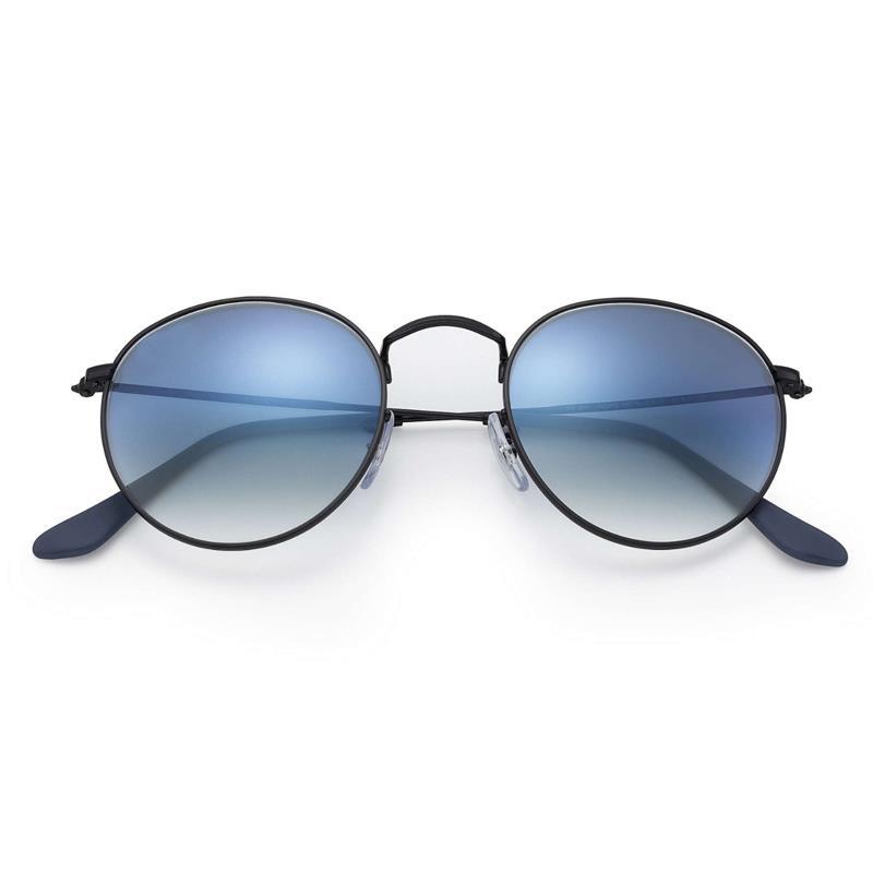 gradiente de 006 / 3F Negro-Azul
