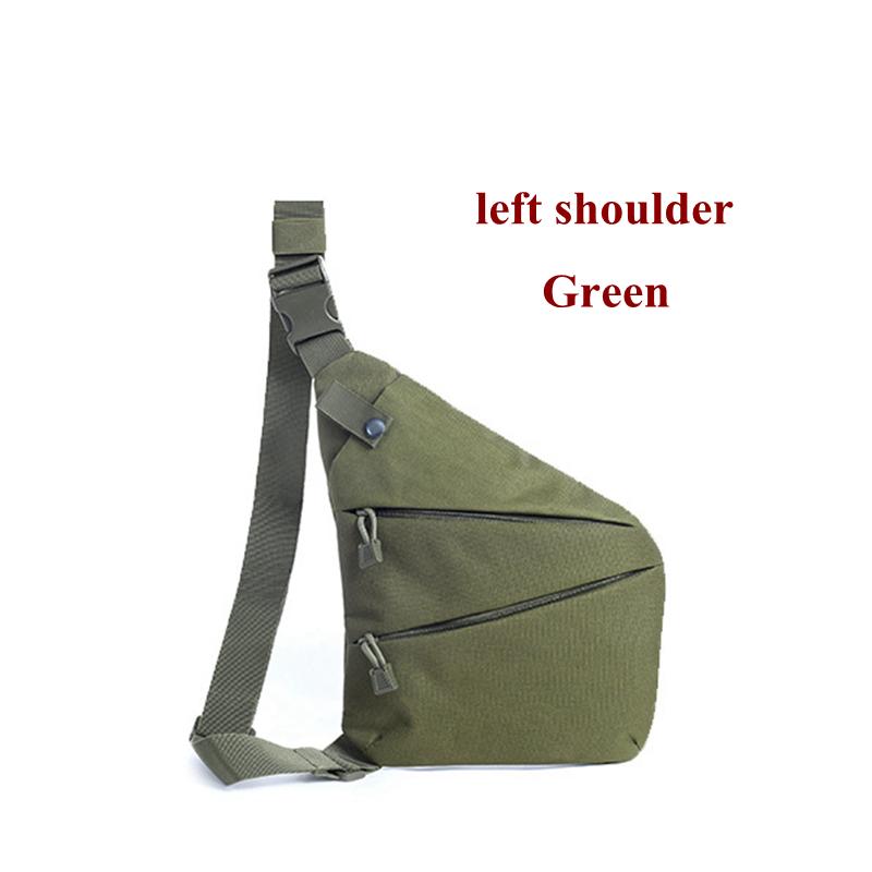 left green