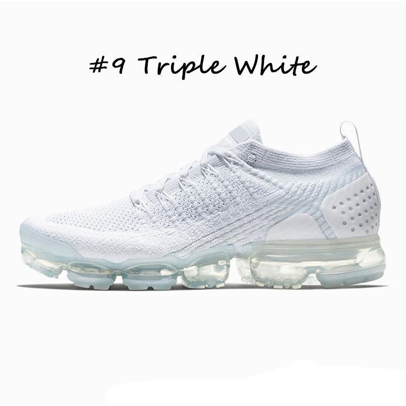 #9 Triple White