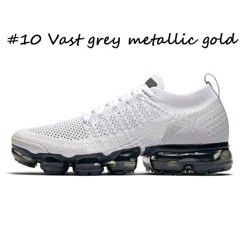 #10 Vast grey metallic gold