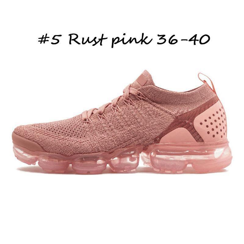 #5 Rust pink