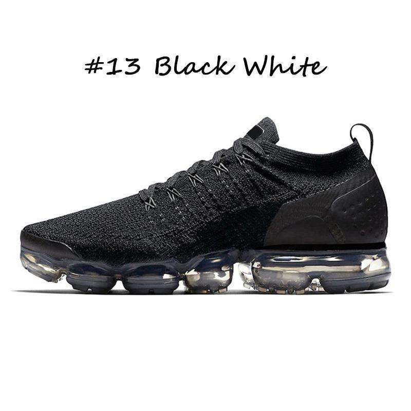 #13 Black White